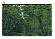 The Avenue Of Chestnut Trees Carry-all Pouch