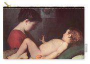 The Awakening Child Carry-all Pouch