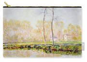The Banks Of The River Epte At Giverny Carry-all Pouch