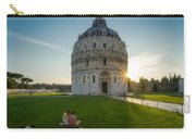 The Baptistery, Piazza Dei Miracoli Carry-all Pouch