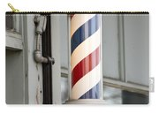 The Barber Shop 4 Carry-all Pouch by Angelina Vick