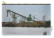 The Barge Waits At Aberdeen Carry-all Pouch
