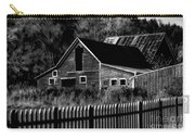 The Barn Bw  Carry-all Pouch