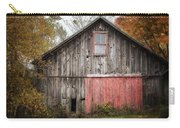 The Barn With The Red Door Carry-all Pouch