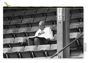 The Baseball Fan Bw Carry-all Pouch