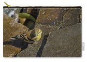 The Bath - American Goldfinch - Spinus Tristis Carry-all Pouch