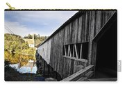The Bath Covered Bridge Carry-all Pouch