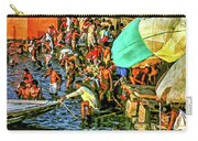 The Bathing Ghats Carry-all Pouch