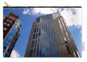 The Batman Building Nashville Tn Carry-all Pouch
