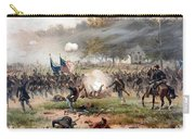 The Battle Of Antietam Carry-all Pouch
