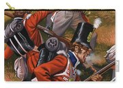 The Battle Of Corunna Carry-all Pouch