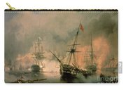 The Battle Of Navarino Carry-all Pouch