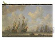 The Battle Of Scheveningen Carry-all Pouch