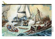 The Battle Of Trafalgar Carry-all Pouch