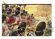 The Battle Of Waterloo Carry-all Pouch
