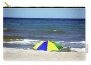 The Beach Is Mine Carry-all Pouch