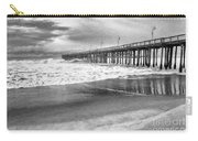 The Beach Pier Carry-all Pouch