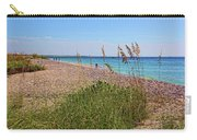The Beaches Of Boca Grande Carry-all Pouch