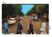 The Beatles Abbey Road Carry-all Pouch