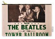The Beatles And Little Richard Poster Collection 6 Carry-all Pouch