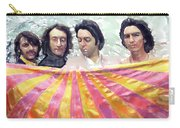 The Beatles. Watercolor Carry-all Pouch