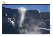 The Beautiful Bridalveil Falls Of Yosemite Carry-all Pouch