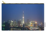 The Beautiful Bund, Shanghai, China Carry-all Pouch