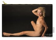 The Beautiful Female Nude Fine Art Prints Or Photographs  4260.0 Carry-all Pouch