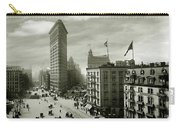 The Beautiful Flatiron Building Circa 1902 Carry-all Pouch