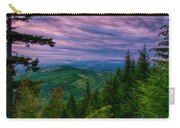 The Beautiful Olympic Mountains At Dawn - Olympic National Park, Washington Carry-all Pouch