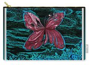 The Beauty Of A Butterfly's Spirit Carry-all Pouch