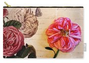 The Beauty Of A Dried Rose Carry-all Pouch