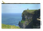 The Beauty Of Ire'land's Cliff's Of Moher In County Clare Carry-all Pouch