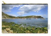 The Beauty Of Lulworth Cove Carry-all Pouch