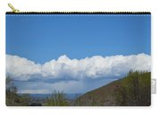 The Beauty Of Rain Clouds Carry-all Pouch