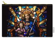The Beauty Of Stained Glass Carry-all Pouch