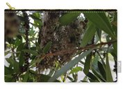 The Beginnings Of A Bushtit Nest Carry-all Pouch