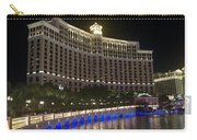 The Belagio A Night View Carry-all Pouch
