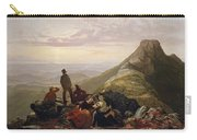 The Belated Party On Mansfield Mountain Carry-all Pouch