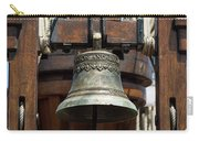 The Bell Of The Tall Ship Carry-all Pouch