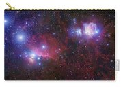 The Belt Stars Of Orion Carry-all Pouch