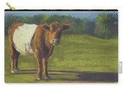 The Belted Cow Carry-all Pouch