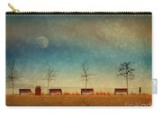 The Benches By The Moon Carry-all Pouch