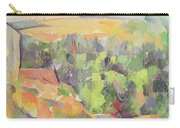 The Bend In The Road Carry-all Pouch