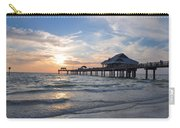 The Best Sunsets At Pier 60 Carry-all Pouch