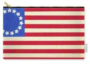 The Betsy Ross Flag Carry-all Pouch