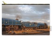 the Big Blue Engines  Carry-all Pouch