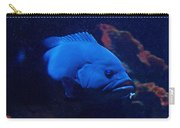 The Big Blue Carry-all Pouch