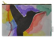 The Bird And Colors  Carry-all Pouch