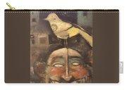 The Birdman Of Alcatraz Carry-all Pouch